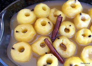 Dailycious - Νόστιμες Kαθημερινές Συνταγές!: Μήλα Κομπόστα