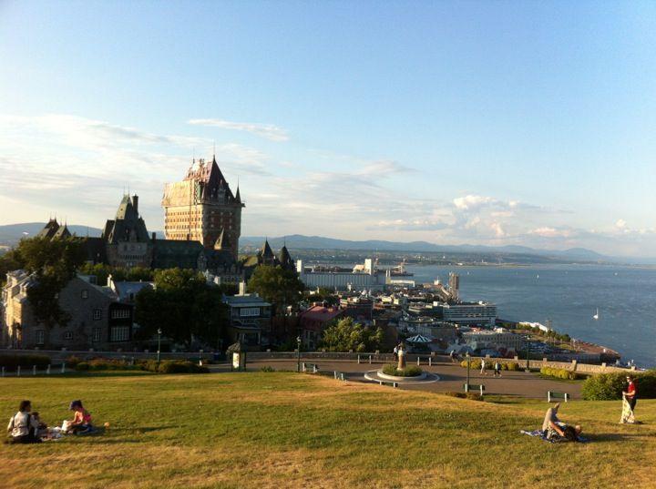 Plaines d'Abraham in Québec, QC