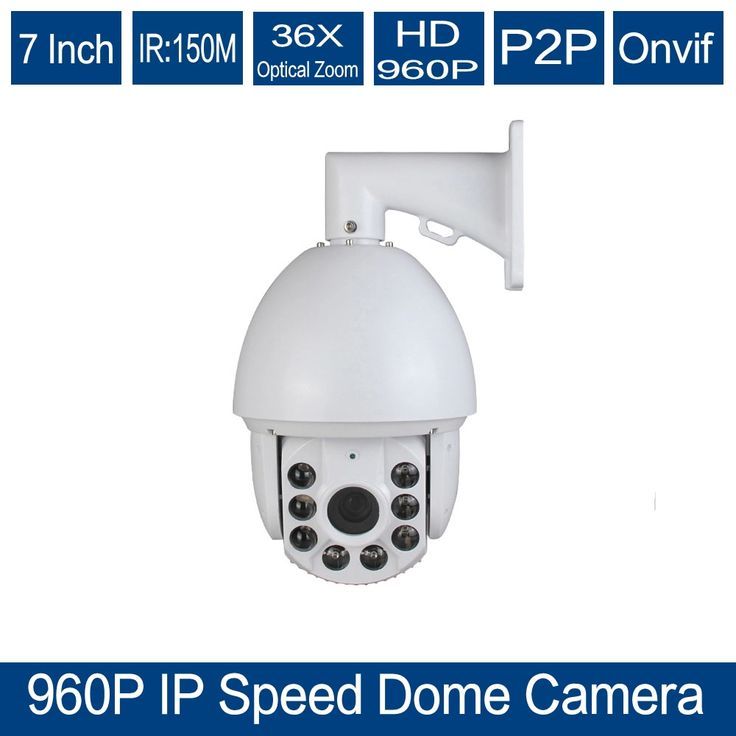 7inch arrival  high speed dome camera network speed dome 960p ip speed dome cctv ir ip camera 1.3MP ip speed dome PTZ IP CAMERA