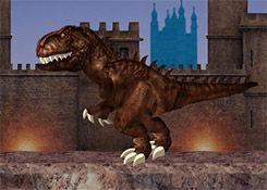 Juegos de Dinosaurios.net - Juego: London Rex - Jugar Online Gratis