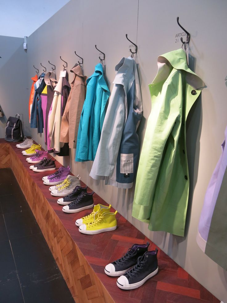 WGSN was pleased to hear about outerwear brand Hancocks latest developments at Pitti Uomo this season. A great use of colour and upcoming collaborations with both Converse and print designer Pierre Louis Mascia, really move this brand forward into vulcanized lifestyle territory. We cannot wait to get our hands on a pair of the HVA X Converse.