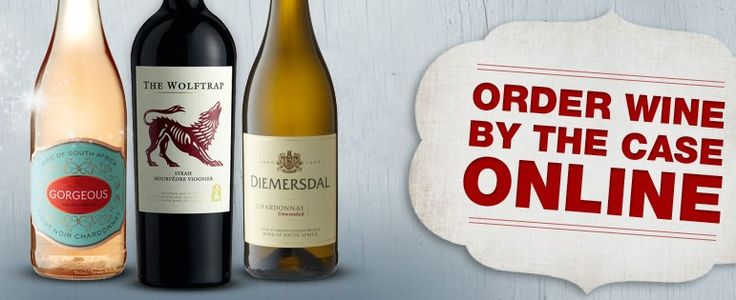 Order Wine By The Case Online. We'll bring the wine route to your door, at cellar prices.