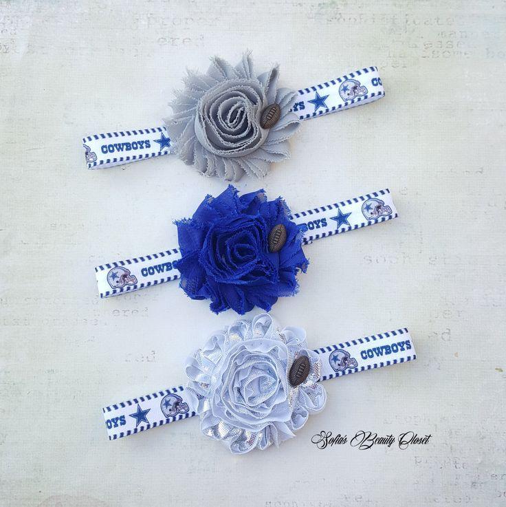 You pick one- Dallas Cowboys headband. Dallas Cowboys baby. Dallas Cowboys baby…
