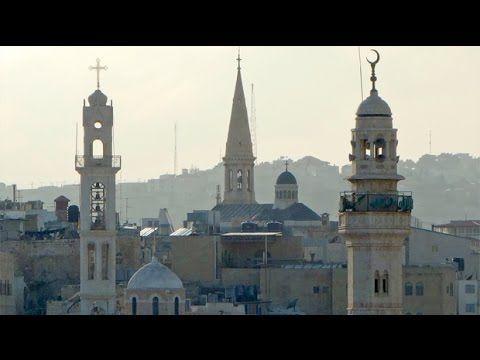 "Rick Steves: ""Bethlehem, Palestine: Church of the Nativity."" Coexistence for millenia. #Christmas"