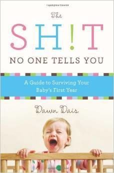 A Funny Baby Book and 10 other Mother's Day gifts for pregnant women!