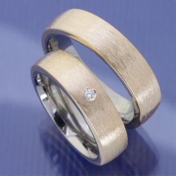 Titan Bronze Trauringe P7123774