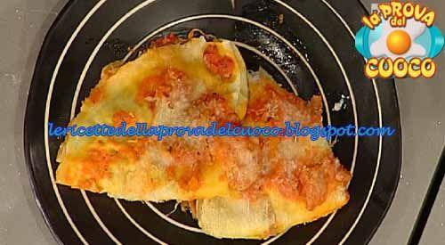 Crespelle alla fiorentina ricetta Luisanna Messeri da La Prova del Cuoco