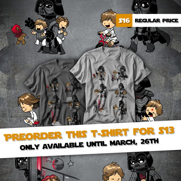 "Preorder ""Father of the Year"" T-shirt, V-neck, Hoodie, Sweatshirt or Tank Top until March 26th at www.othertees.com/shop #starwars #lordvader #parody #othertees #darthvader #vader"