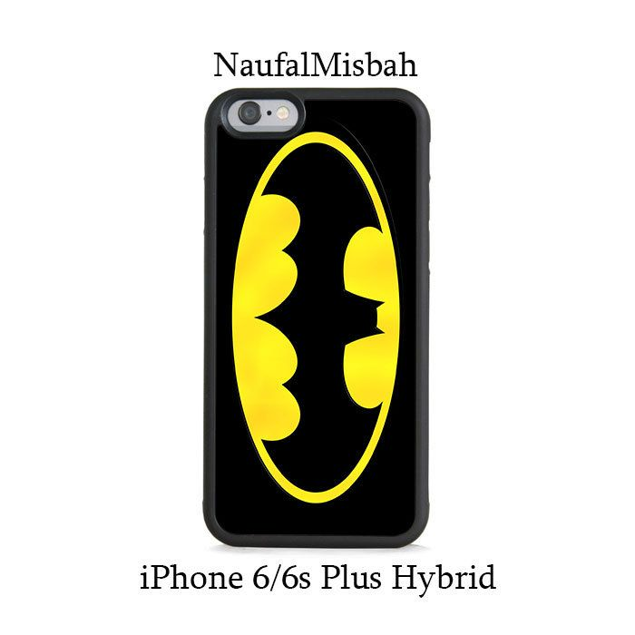 Batman iPhone 6/6s PLUS HYBRID Case