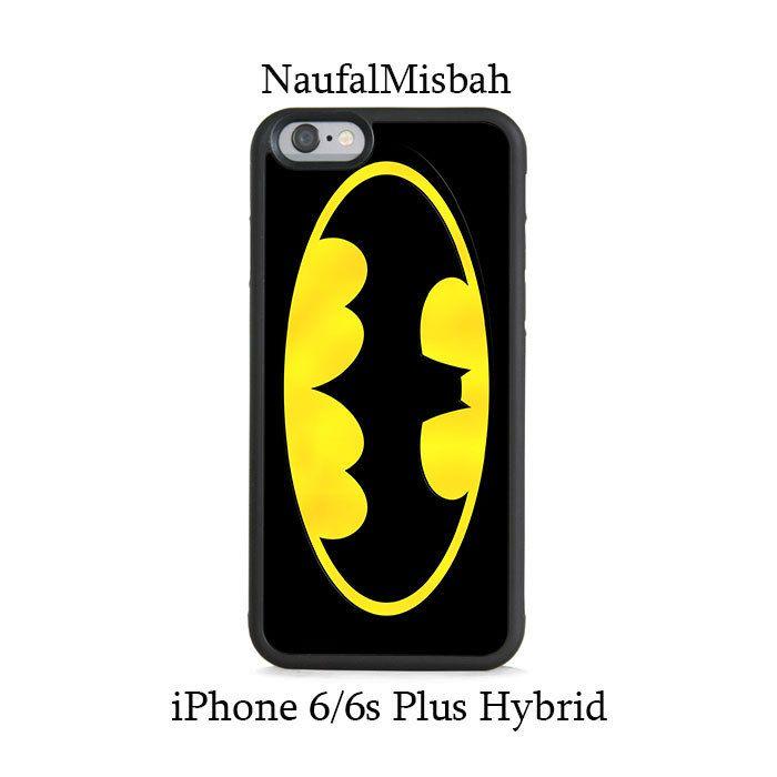 Batman iPhone 6/6s PLUS HYBRID Case