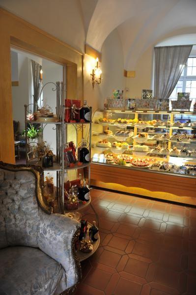 Cukrárna | Zámek Mělník