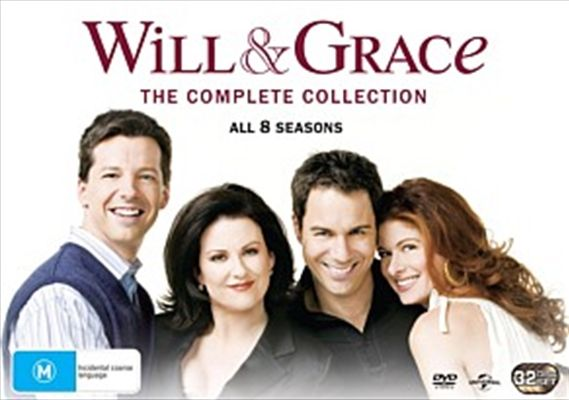 Will And Grace; Complete Collection