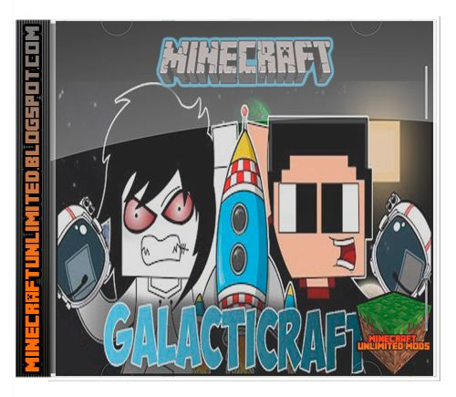 Minecraft Unlimited Mods: Galacticraft Mods Pack [56 Mods] Todos los mods de...