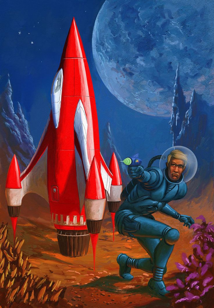 14 best images about wyc retro spaceship ideas on for Vintage outer space decor