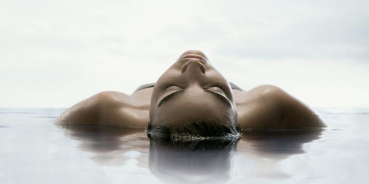 Five Reasons to Float In a Sensory Deprivation Tank  - HarpersBAZAAR.com                                                                                                                                                                                 More