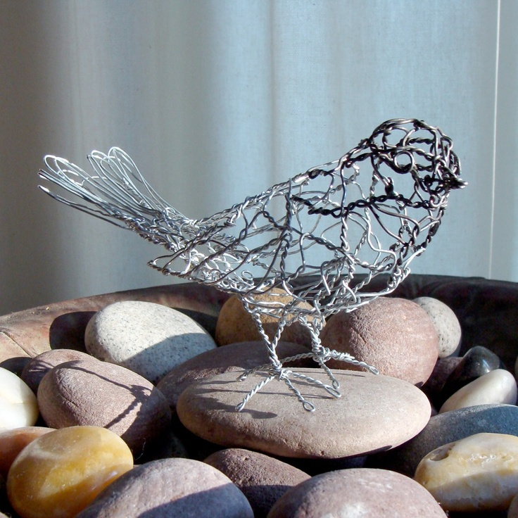 Fabulous 124 best Wire Sculpture images on Pinterest | Wire work, Wire art  TS66
