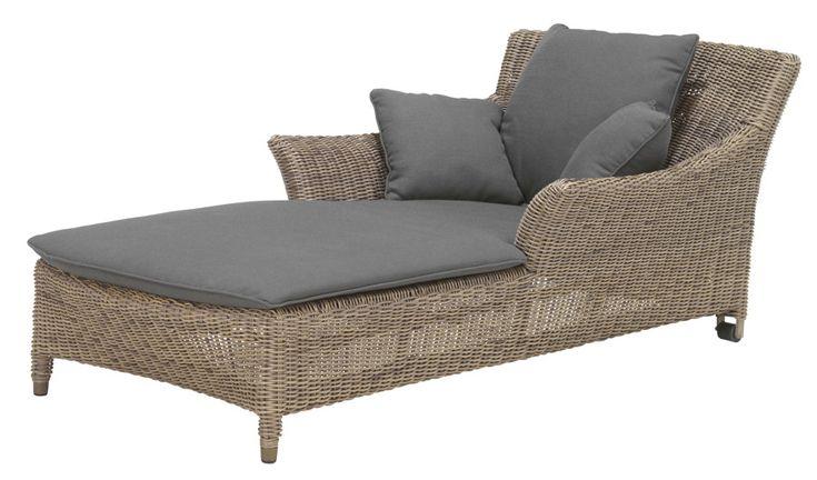 Gartenliege Rattan Braun am besten Büro Stühle Home Dekoration Tipps