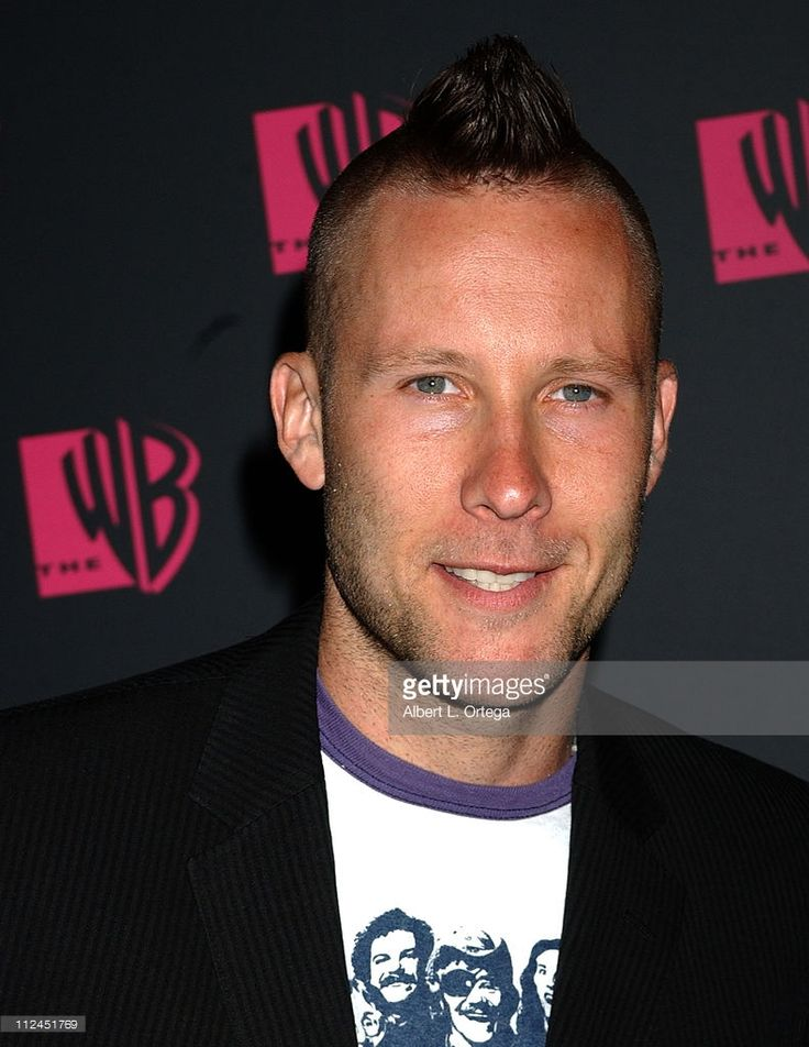 Michael Rosenbaum during The WB Network's 2004 All Star Summer Party - Arrivals at The Lounge at Astra West in Los Angeles, California, United States.