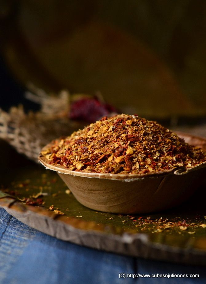 Home made Kadhai Masala A very versatile home made kadhai masala which can be used to flavour any vegetarian or non vegetarian preparation
