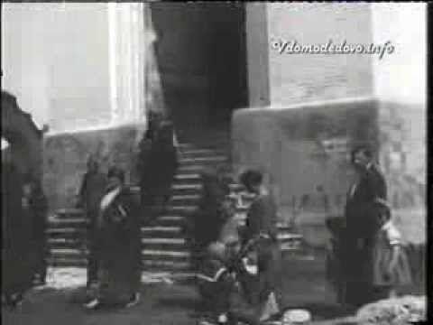 Село Домодедово. 1930 год Агитационный ролик Советской пропаганды против православия.