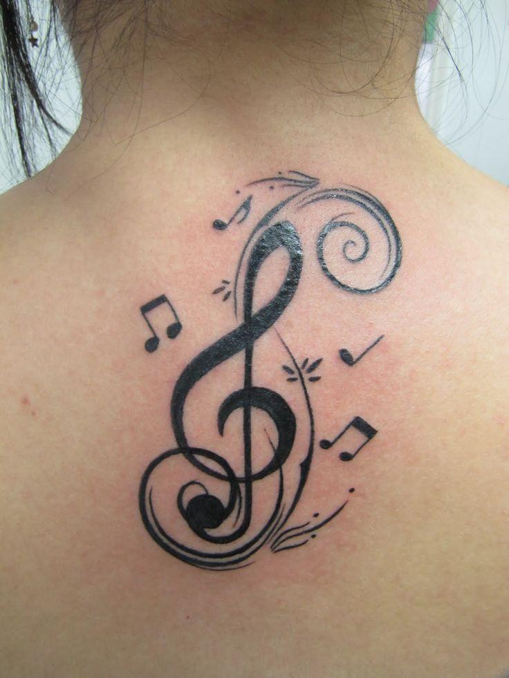 Google Tattoo: Clave De Sol Tattoo Pulso - Pesquisa Google