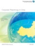 Corporate Philanthropy in China   This research conducted by The Conference Board analyses the size and scale of China's non-profit sector, explains its idiosyncratic political and cultural characteristics, and produces a practical guidance for practitioners on effective engagement in the nonprofit sector in China.