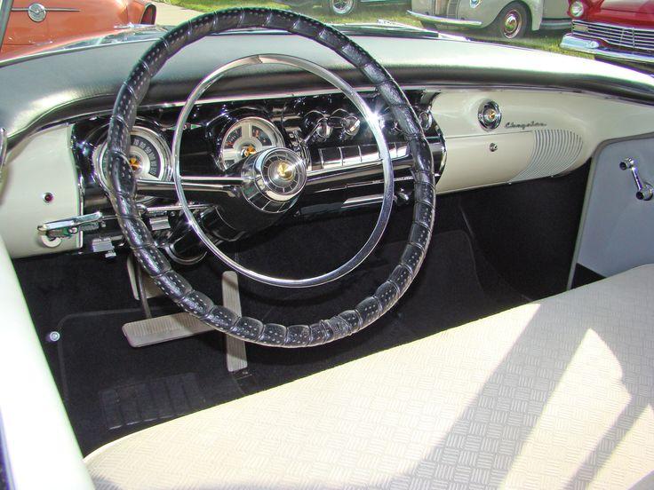 Chrysler interior view