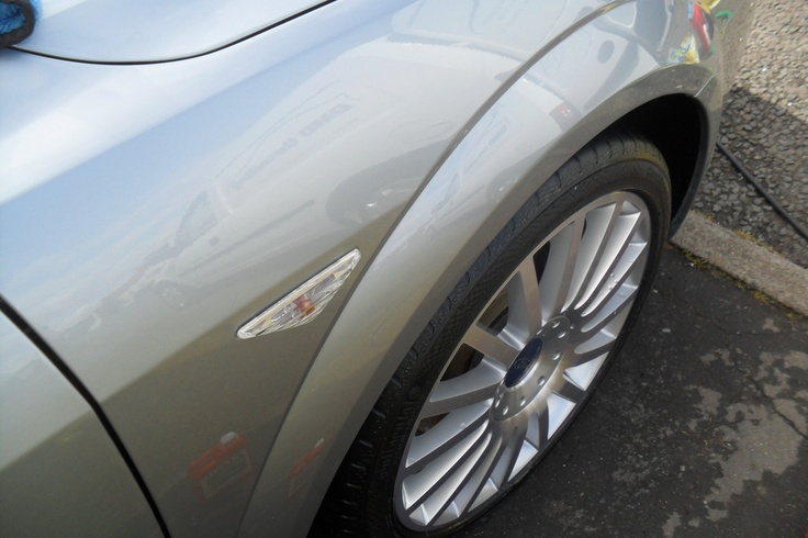 UK Detailers & Valeters - Car Valeting Forum - Detailing Forum • View topic - Mondeo ST220 After Polishing With Klasse AIO