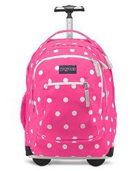 Around Mom's Kitchen Table: JanSport Rolling Backpacks Prevent Injuries