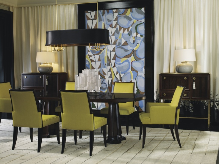 Laura Kirar Dining Chairs