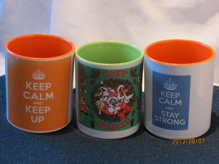 two-tone mugs @ R59