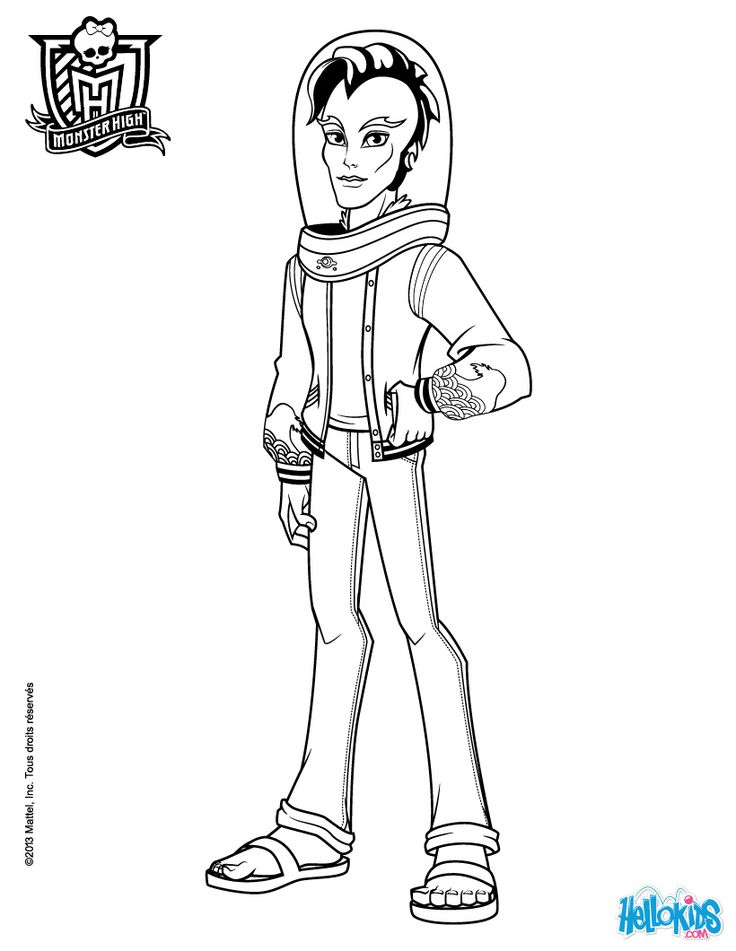 213 best monster high images on pinterest   coloring pages, adult ... - Monster High Chibi Coloring Pages