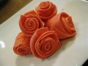 Rose Crepe