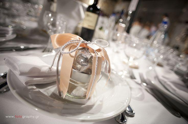 SAlt & peper wedding favor