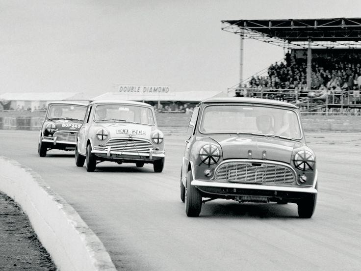 minis racing