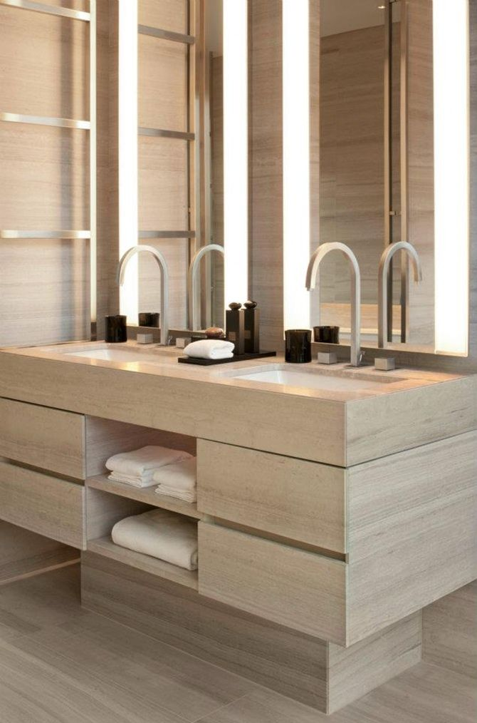 Stylish bathroom | Armani