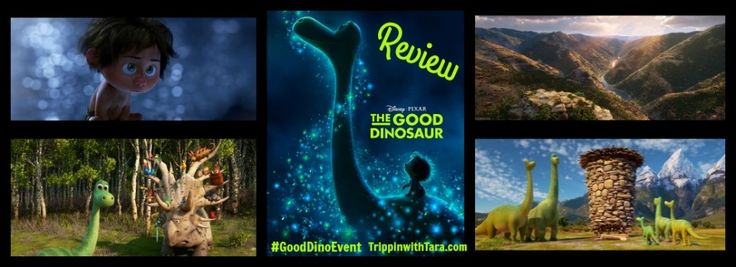 The Good Dinosaur Film Review - If Disney-Pixar has their name on it, you know it's going to be a great movie. For The Good Dinosaur...