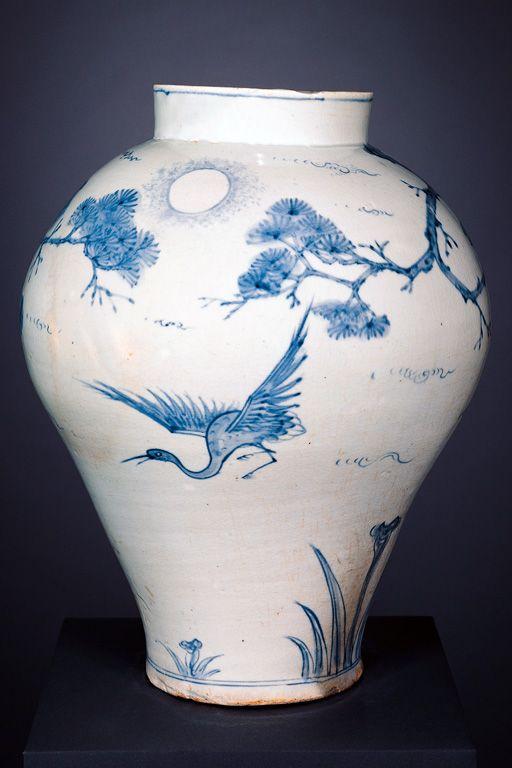 Storage Jar, Korea, Joseon period ca. mid-18th century