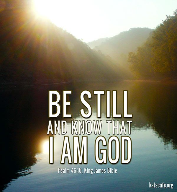 This verse from the Bible has helped me more than any other. It's a promise I count on in the hardest moments of my life.