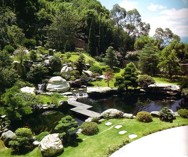 45 best everything koi images on pinterest japanese for Asian pond design