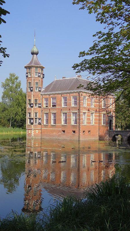 Kasteel van Breda, één van de decors voor het evenement.