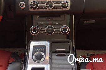 2012, Land Rover, Voiture, Range Rover, Casablanca