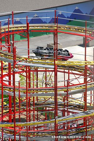 @ceastburn0733  remember me being scared on this little ride. I thought I was going to fall out.