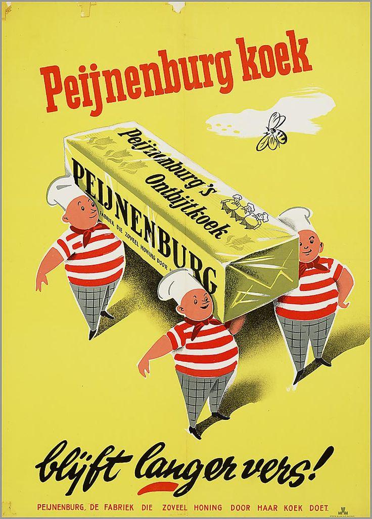 oude reclame van houten chocolade - Google zoeken