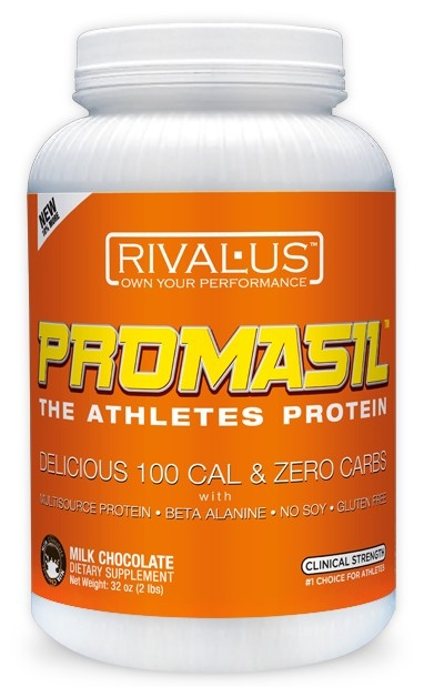RIVALUS PROMASIL: The athletes protein