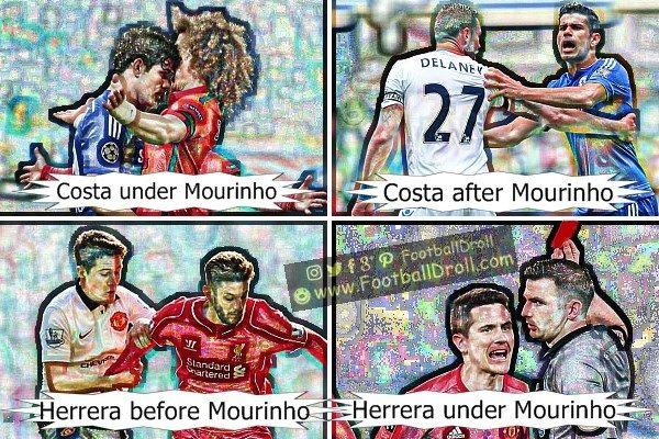 The Mourinho Effect #Conte #Mourinho #Guardiola #Klopp #Barcelona #Wenger #Arsenal #Neymar #ChampionsLeague #UCL #FCBarcelona #Messi #Jokes #Comic #Laughter #Laugh #Football #FootballDroll #Funny #Enrique #ManUnited #RealMadrid #FCBLive #ForçaBarça #LaLiga #Liverpool #Chelsea #ManchesterCity #EPL #MIDMUN