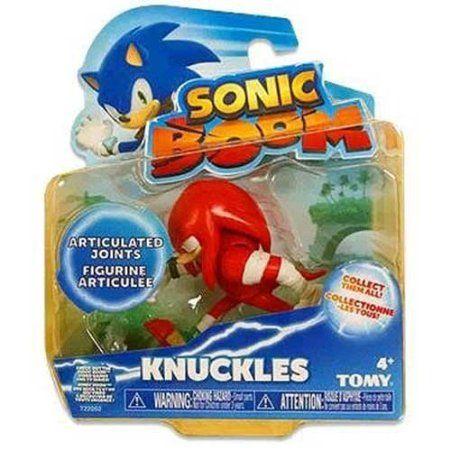 Sonic The Hedgehog Sonic Boom Knuckles 3 Action Figure @ niftywarehouse.com #NiftyWarehouse #Sonic #SonicTheHedgehog #Sega #VideoGames #Gaming
