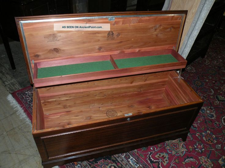 44 Best Images About Cedar Chests On Pinterest