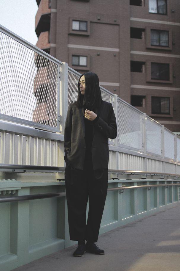 [Street Style] 山下 翔平 | Model (donna models) | Shibuya (Tokyo)