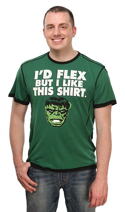 Hulk Athletic Shirt